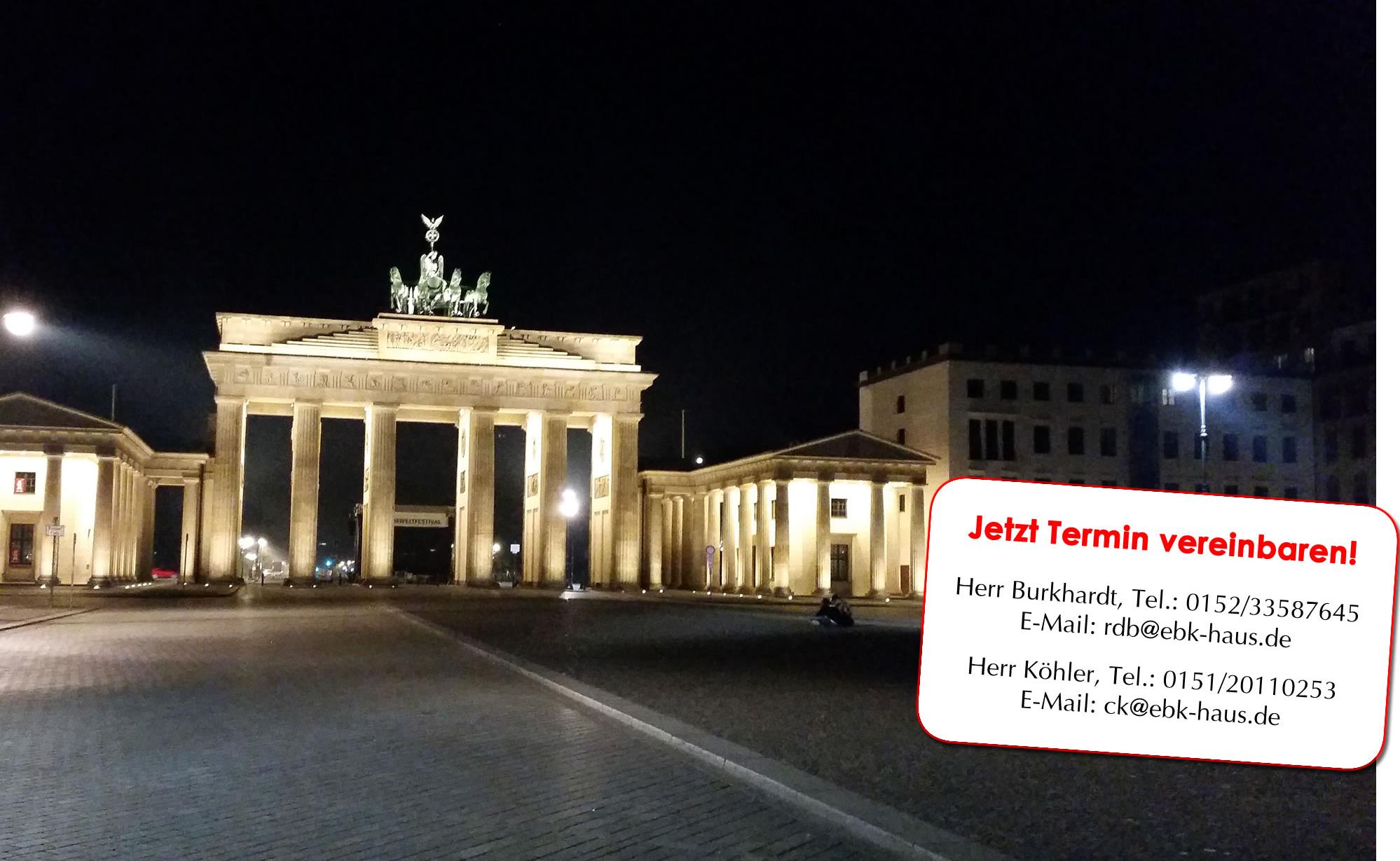 Reisegutschein Berlin und Lübecker Bucht