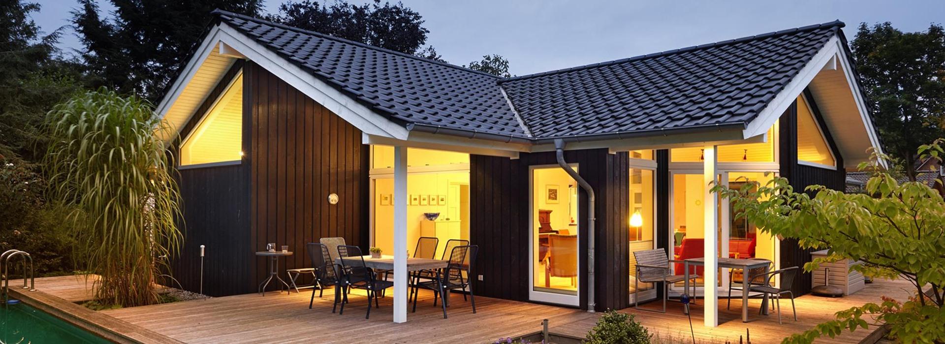 EBK Skandinavische Architektenhäuser